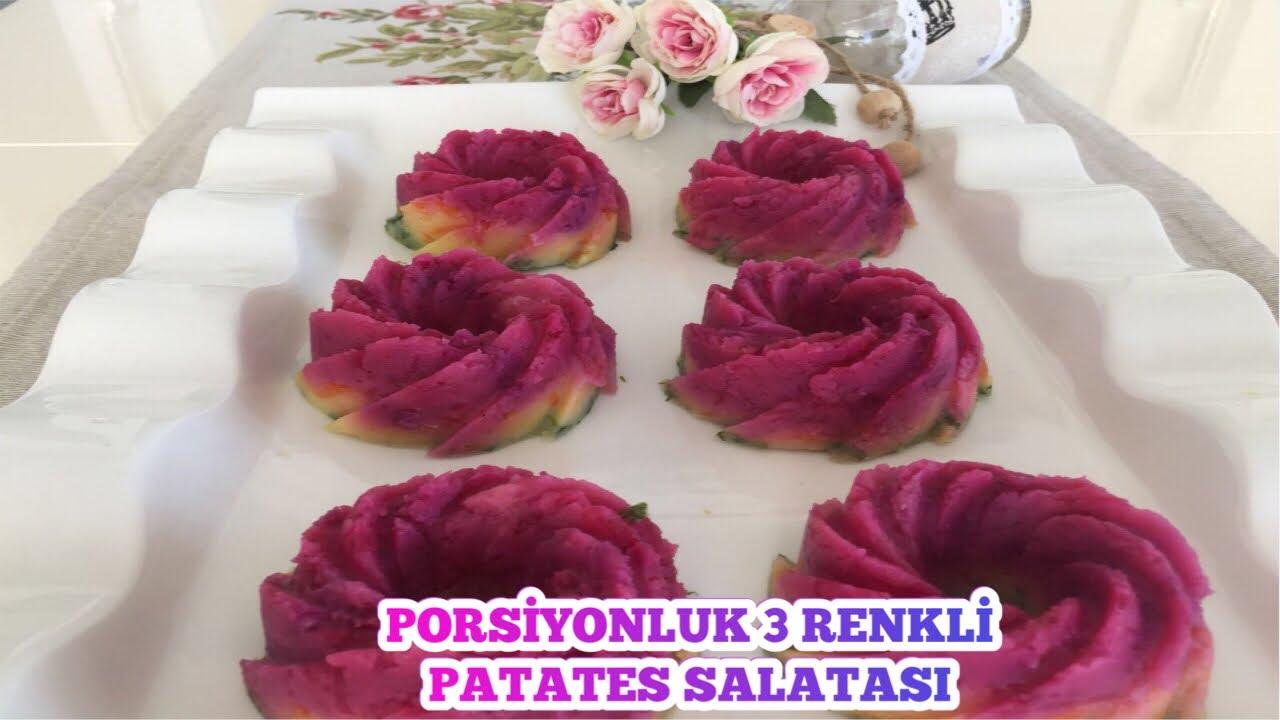 Karalahanalı Patates Püresi Tarifi
