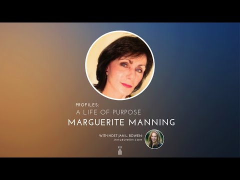 Marguerite Manning: Karmic Astrology to Uncover Your Purpose | Jan L