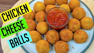 Chicken Cheese Balls | Ramadan Recipes | Indian Cooking Recipes | Cook with Anisa