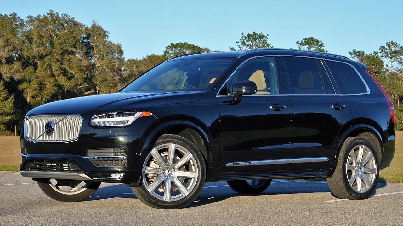 2017 volvo xc90 t6 awd inscription driven