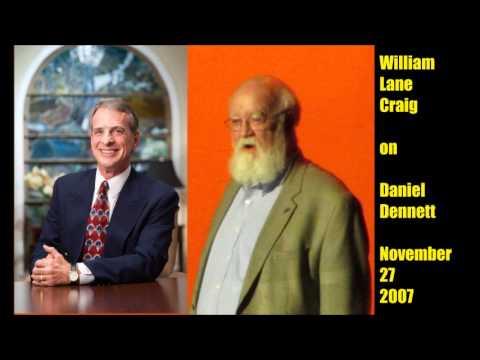 William Lane Craig on Daniel Dennett