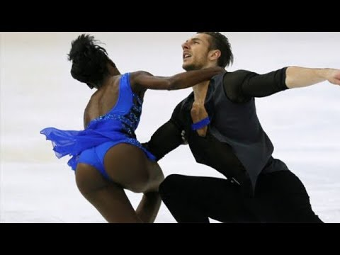 Vanessa James & Morgan Cipres - 2018 Winter Olympics Pairs Figure Skating (Preview)