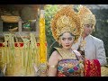 Rangkaian Upacara Pernikahan Adat Bali |  Balinese Wedding Ceremony
