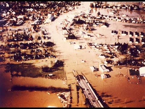 1955 Sutter County Flood Documentary