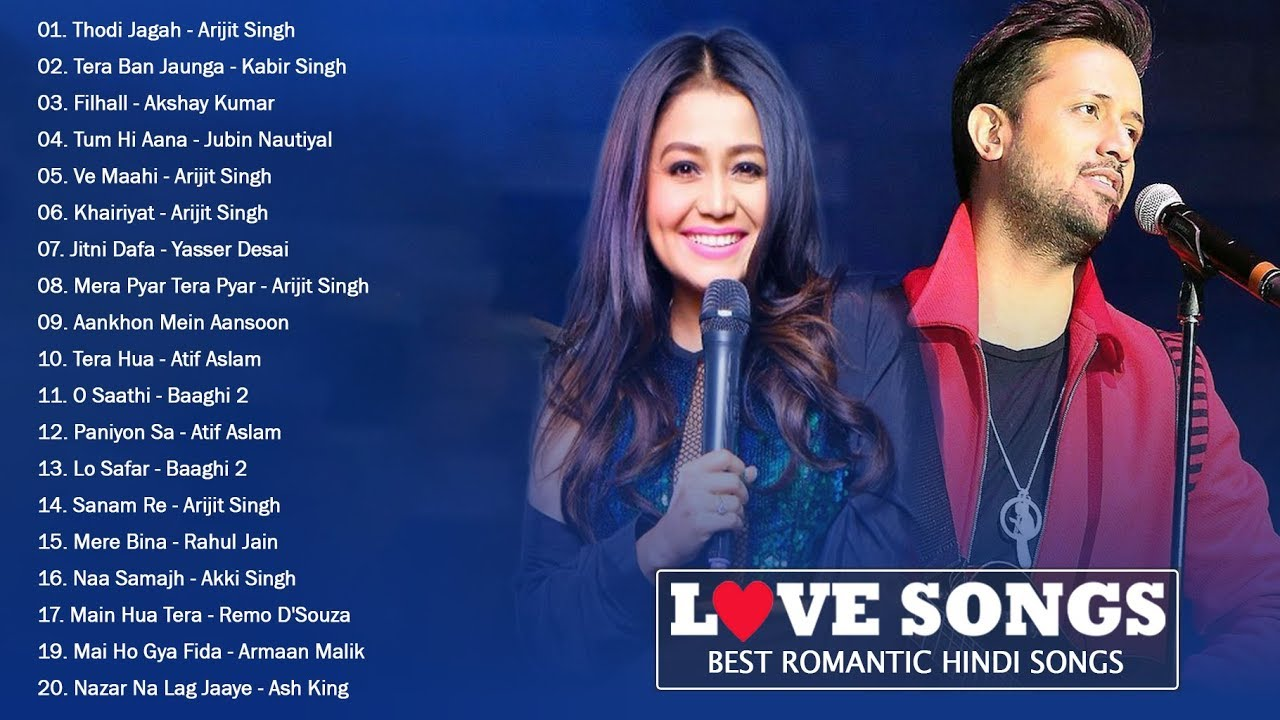 Romantic Hindi Love Songs 2020 August Best Hindi Heart Touching songs 2020 || New Indian Songs remix