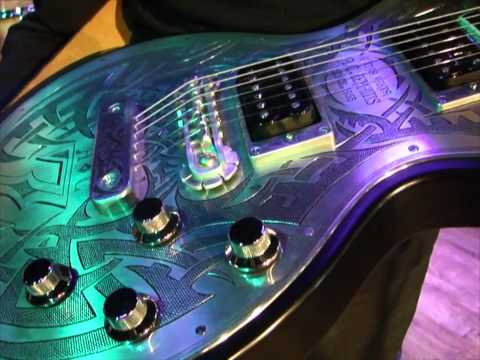 Don Felder's guitars and live gear