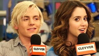 RAURA Exclusive: Ross Lynch & Laura Marano Interview