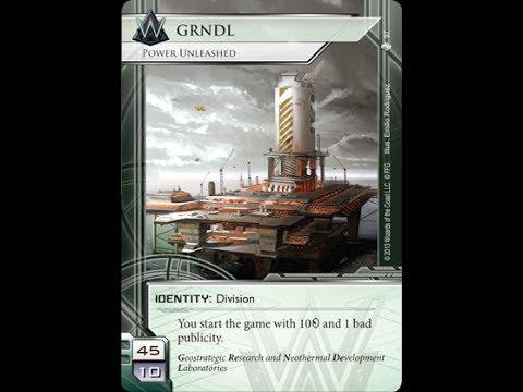 Bad Publicity; GRNDL - Weyland