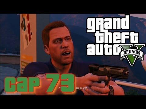 GTA 5   #73   Atando cabos   Lets play en español  