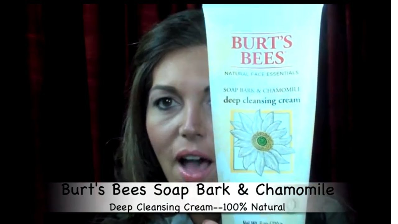 Soap Bark And Chamomile Deep Cleansing Cream by Burt's Bees #5