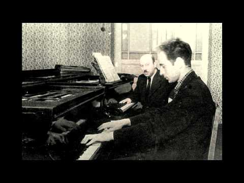 Vitaly Margulis plays Chopin's Nocturne in B minor Op. 9 No. 1