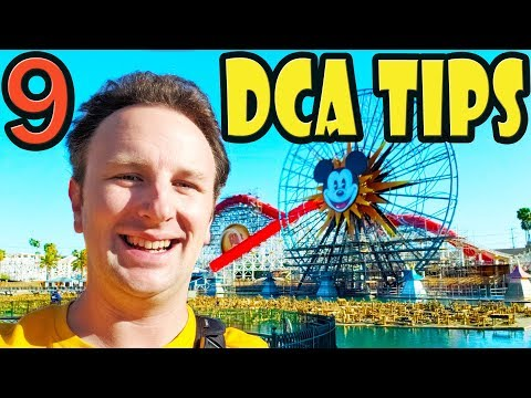 Disney California Adventure Tips - 9 Things to Know Before You Go