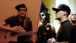 Limp Bizkit - «Behind blue eyes». Урок на гитаре, видеоурок, разбор, аккорды, табы, бой, кавер.