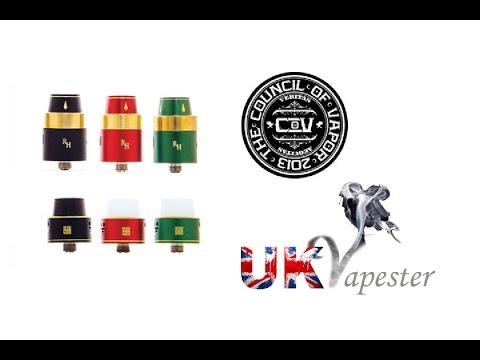 Council Of Vapor - Royal Hunter + Royal Hunter Mini Review
