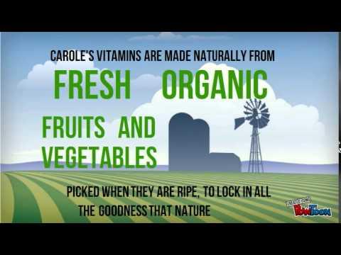 Natural Organic Nutrition vs. Synthetic Vitamins