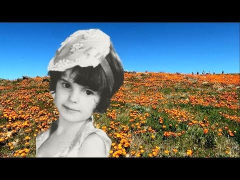 #956 JUDY GARLAND's Childhood Home & California POPPY RESERVE - Jordan Daily Travel Vlog (3/20/19)
