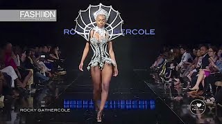 ROCKY GATHERCOLE Fall 2017 AHF Los Angeles - Fashion Channel