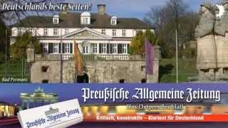 W. von Gottberg: Eingliederung der dt. Vertriebenen und Integration von Migranten nicht vergleichbar