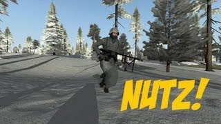 ARMA 2 Battle of the Bulge - NUTZ!