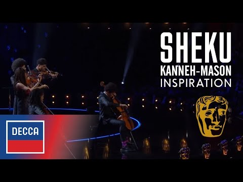 BAFTA 2018 - Sheku Kanneh-Mason 'Evening of Roses'