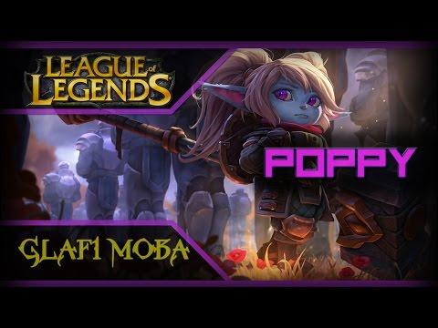 видео: league of legends guide poppy - Гайд Поппи Лига Легенд (lol)