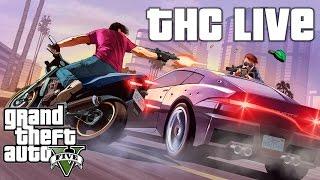 81. THC LiVE (GTA V THC Tagokkal) 1080p
