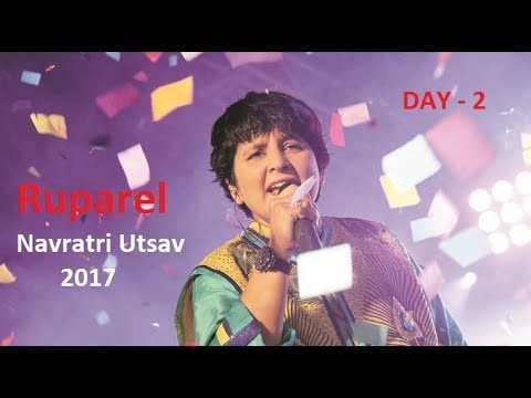 Ruparel Navratri Utsav with Falguni Pathak 2017 - Day 2