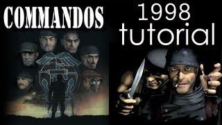 Commandos 1 Full Tutorial PC HD