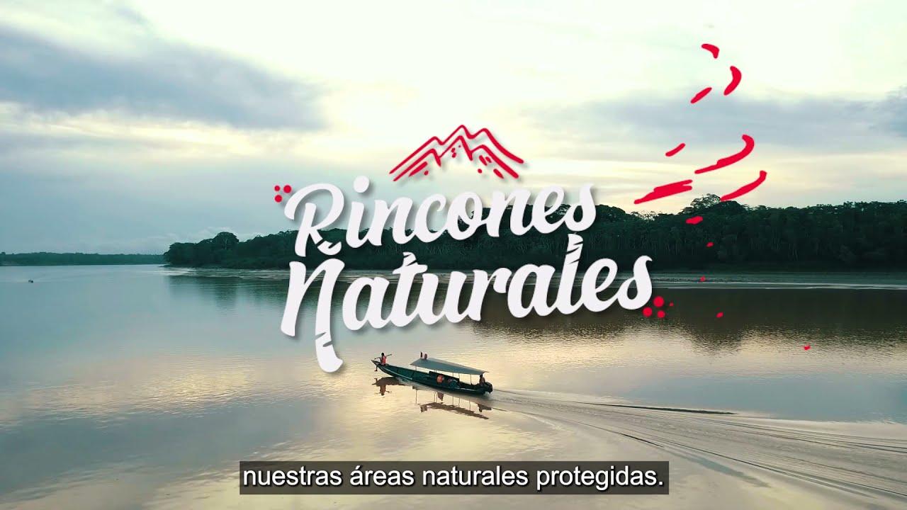 Serie Rincones Naturales (Trailer)