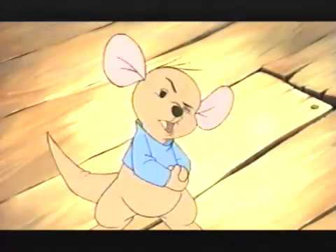 Opening To Winnie The Pooh Seasons Of Giving 1999 VHS