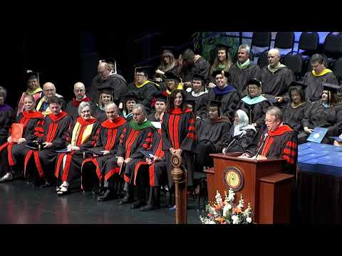 Spring Commencement 05-03-2018 4:45 pm