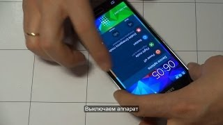 видео Ремонт Samsung Galaxy S5