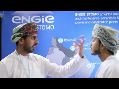 Speed dating event with Omani solar entrepreneurs #innovWeekENGIE