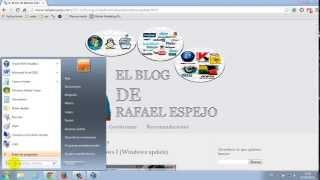 Firewall en windows xp y 7