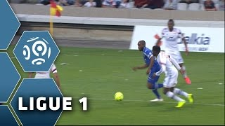 Video Gol Pertandingan Olympique Lyonnais vs SC Bastia