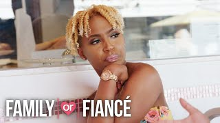 Is Cortne's Attitude a Red Flag? | Family or Fiancé | Oprah Winfrey Network