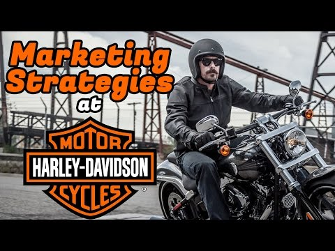 Marketing Strategies at Harley-Davidson