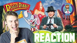 Who Framed Roger Rabbit (1988) - MOVIE REACTION - FIRST TIME WATCHING