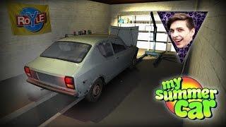 Stavím si vlastní auto! [My summer car]