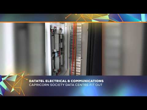 Datatel Electrical & Communications   Capricorn Society Data Centre Fit Out