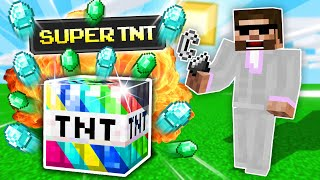 MINECRAFT, ALE MŮŽU CRAFTIT SUPER TNT!💥