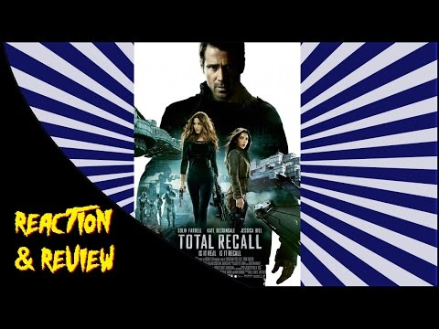 Reaction & Review | Total Recall