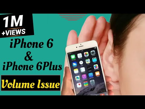 iPhone 6 and 6 Plus volume problems? Here's the fix
