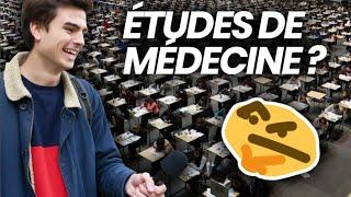 Les études de médecine ? Les meilleurs conseils d'étudiants (c'est moins drôle que sur la miniature)