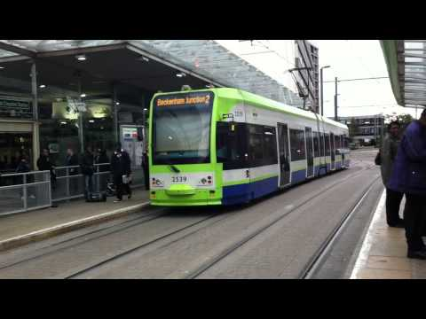 London Trams- Croydon