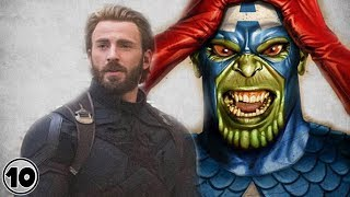 Top 10 Avengers Who Might Actually Be Skrulls