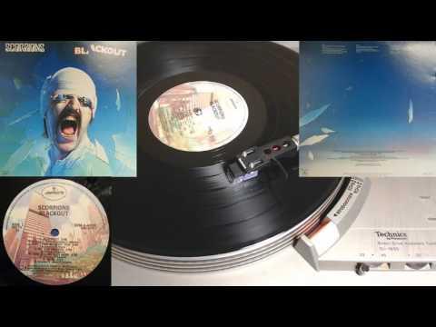 Mace Plays Vinyl - Scorpions - Blackout - Full Album