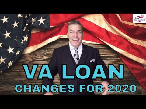 VA Loan Changes For 2020 [VA Loans] Mortgage [VA LOAN] Home Loans [VA Mortgage] VA LOAN LIMITS 2020