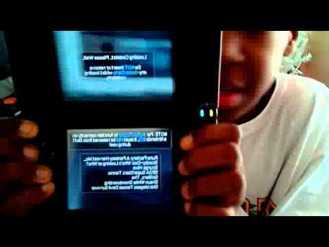 How to download a game using the nintendo dsi dummies.