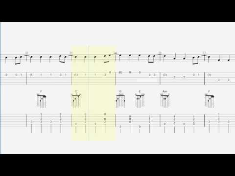 Guitar Tab & Chords - It Ain't Me - Acoustic